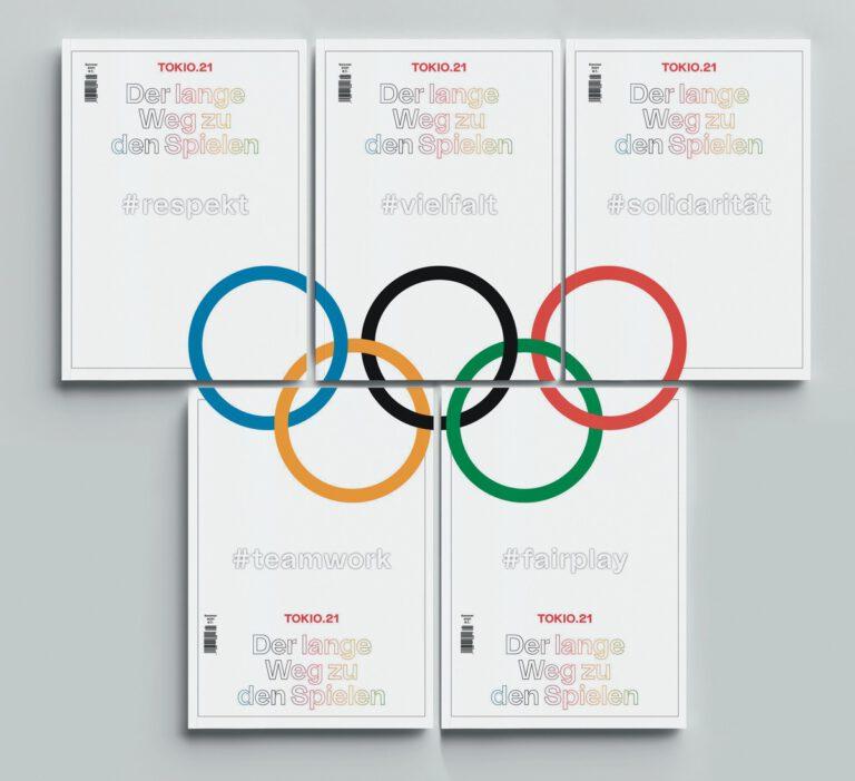 """Olympia-Magazin """"TOKIO.21"""" redaktionell unterstützt durch SPORT SPEAKER GmbH"""